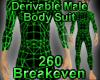 Derivable Bodysuit *ST*