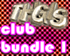 THGIS CLUB BUNDLE 1