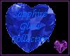 Sapphire Glow Heart 7