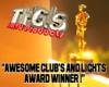 award sticker THGIS