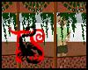 *Hanging Vine Screen By TitaScorpio