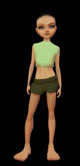 Starter Mesh Avatar Bundle | Kate