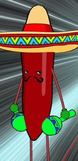MA Mexican Red Pepper Outfit