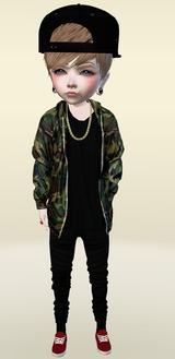 zol, Kid Swag Baby . ewe