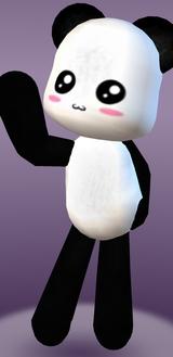 Kawaii Panda Costume